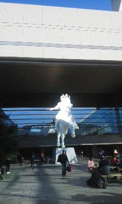 久しぶりに名古屋に来ました。